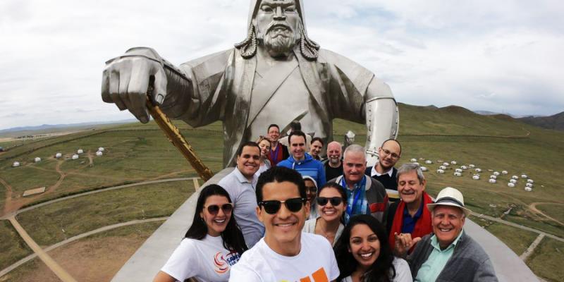 Mongolia group photo