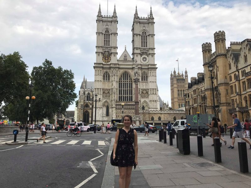 WK 5 - London - Westminister Abbey - Grace